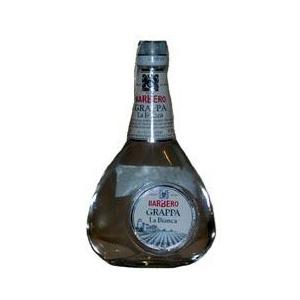 Напиток Граппа GRAPPA DI BARBERO ГРАППА BIANCO Граппа произведенный...