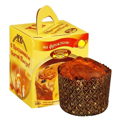 Кекс хв хлебный спас на фруктозе 500гр