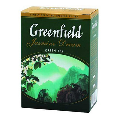 Чай зеленый Greenfield Jasm.Dream 25пакетов