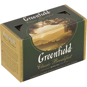 Чай черный Greenfield Classic Breakfast 25пак