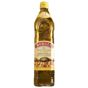 Масло оливковое Borges Aceite 750мл