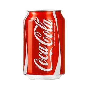 Напиток газированный coca cola 0 33л