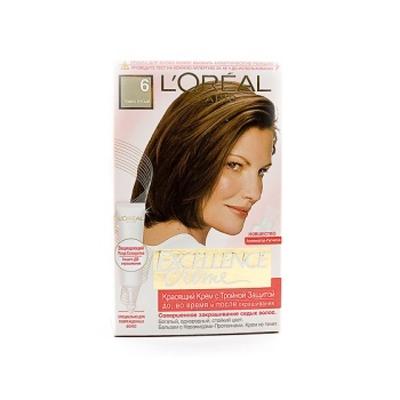 Палитра красок для волос Лореаль Loreal подбор цвета
