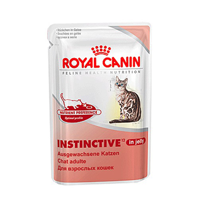 Консервы для кошек Royal Canin INSTINCT 85гр