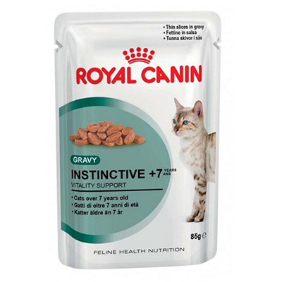 Консервы для кошек Royal Canin Instin.+7 85гр