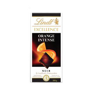Шоколад Lindt Excellence Апельсин 100гр